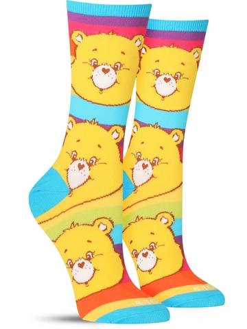 Care Bears Funshine Socks