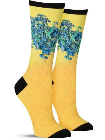 Irises Socks