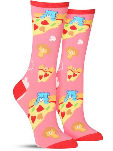 Care Bears Pizza Dreams Socks