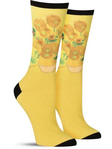 Sunflowers Socks