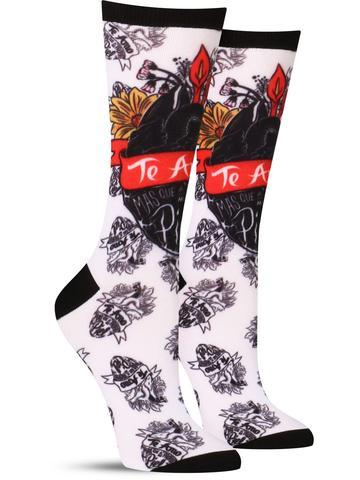 Te Amo Socks