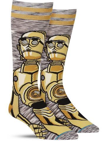 Star Wars Android Socks