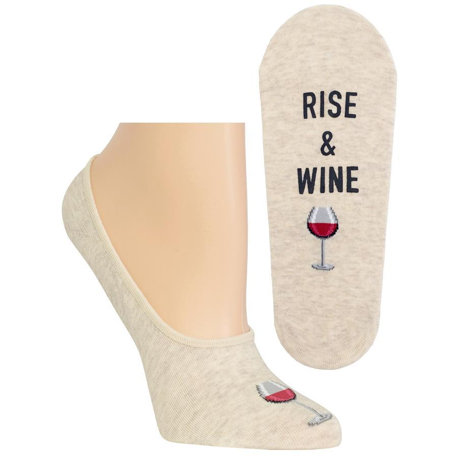 Rise and Wine Socks