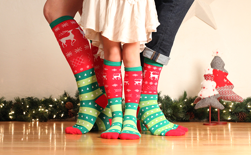 Gift Guide: Matching Sets for the Whole Family