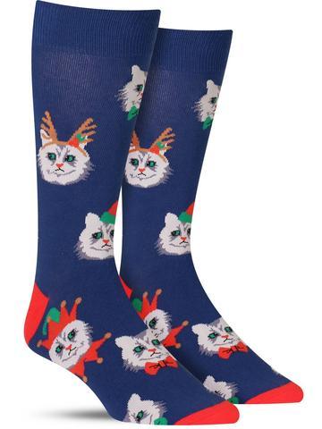Men's Santa Claws Socks