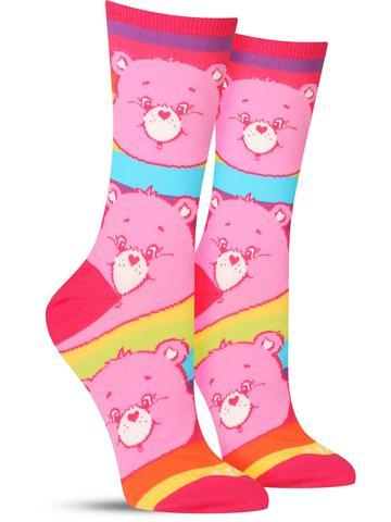 Care Bears Cheer Socks