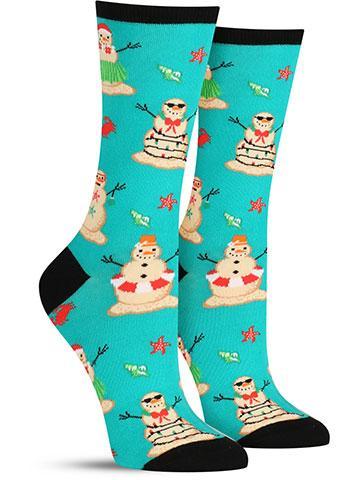 Women's Christmas in July Socks