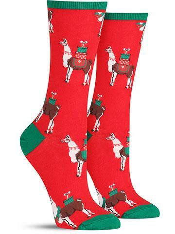 Women's Fa La Llama Socks