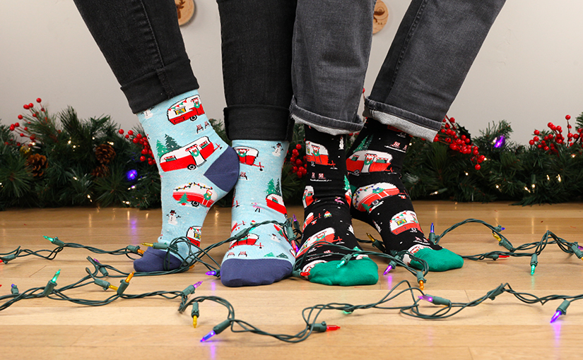 Up Your Sock Game with These Fun Holiday Ideas