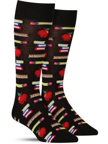 Men's Teacher's Pet Socks
