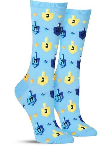 Women's Dreidels Socks