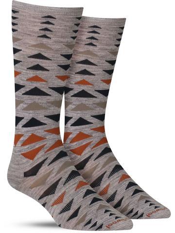 Burgee Wool Socks