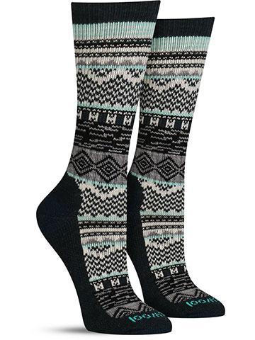 Dazzling Wonderland Wool Socks