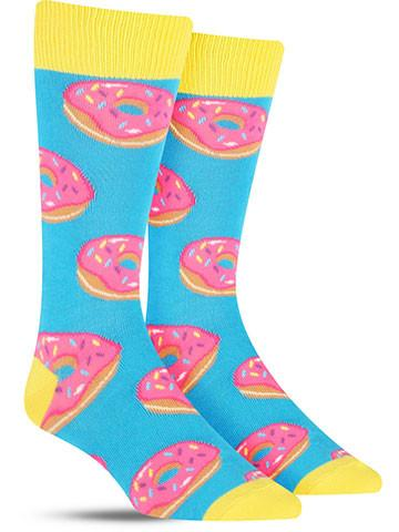 Men's Mmm... Donuts Socks