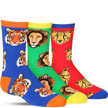 Wild Child Socks (3-Pack)