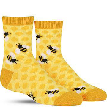 Bee's Knees Socks
