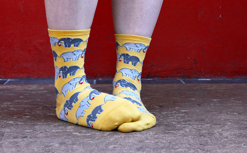 Gift Guide: Cuddle Up with Socks for Animal Lovers