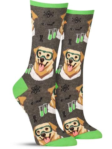 Science Lab Socks