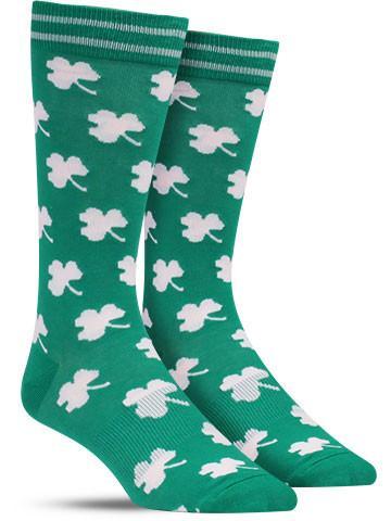 Men's Shamrock Socks