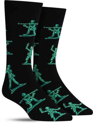 Men's Army Men Socks