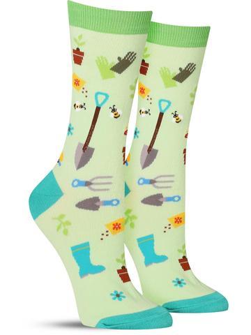 Women's Gardener Socks