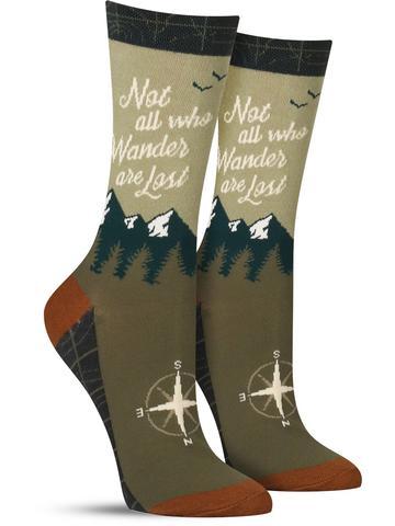 Women's Wanderer Socks