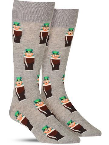 Men's Leprechauns Socks