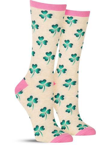 Women's Clover Socks