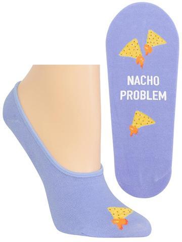 Nacho Problem Socks