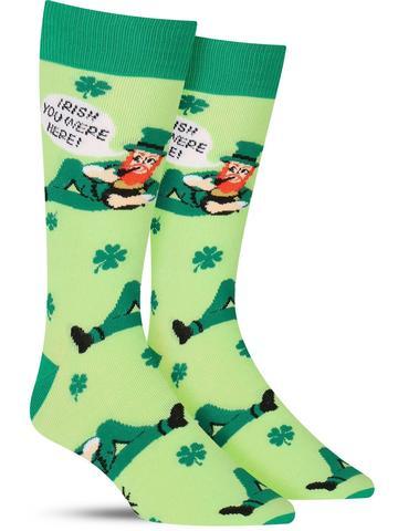 Men's Irish You Were Here Socks