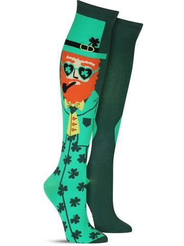 Women's Your Lucky Charm Knee High Socks