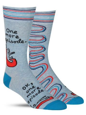 One More Episode Socks