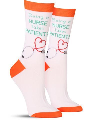 Women's Nurse Socks