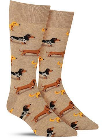 Dachshunds Socks