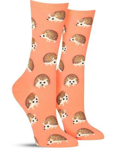 Women's Hedgehog Socks