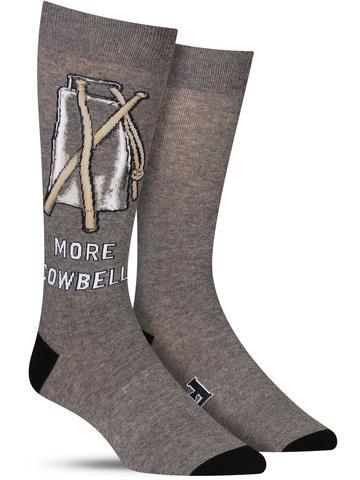 More Cowbell Socks