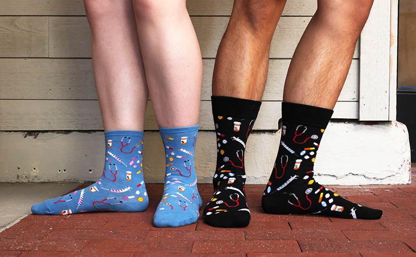 A Healthy Dose of Medical Socks