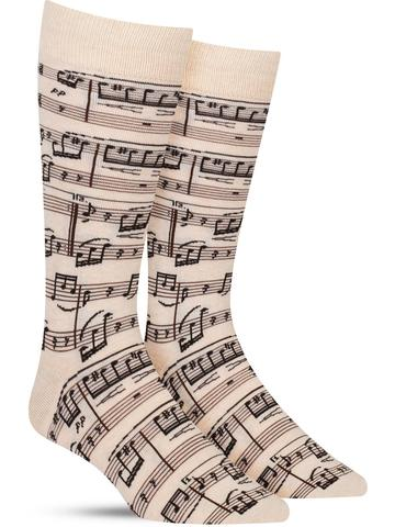 A Genius Composition Socks