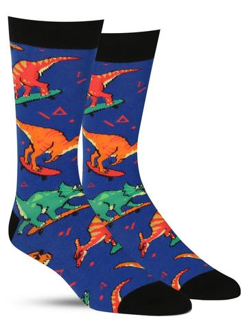 Skate or Dinosaur Socks