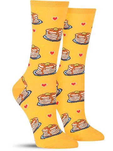 Women's Pancake Socks