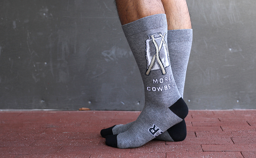 Word Up: Slip into Socks Featuring Funny Phrases