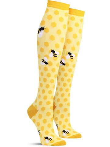 Women's Bee's Knees Knee High Socks