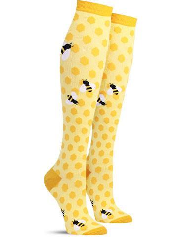 Women's Bee's Knees Knee High Socks