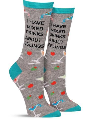 Women's Mixed Drinks Socks