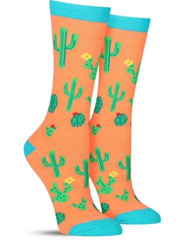 Women's Cactus Socks