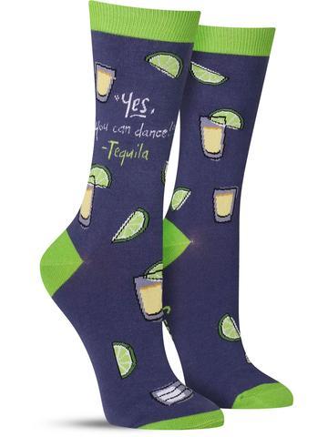 Women's Tequila Socks