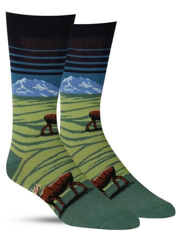 Men's Moose Mountain Socks