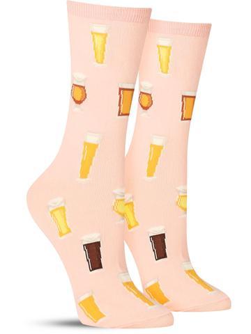 Women's Beer Socks