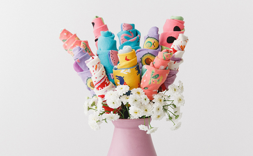 How to Make a DIY Sock Flower Bouquet