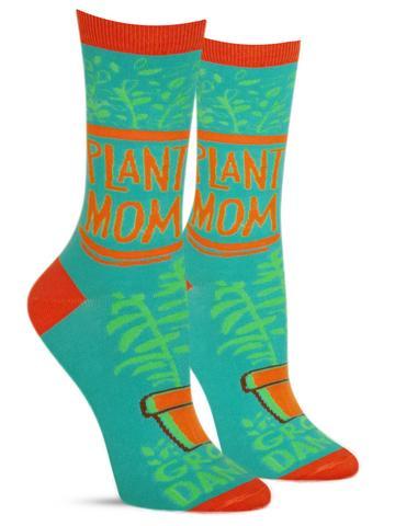 Women's Plant Mom Socks